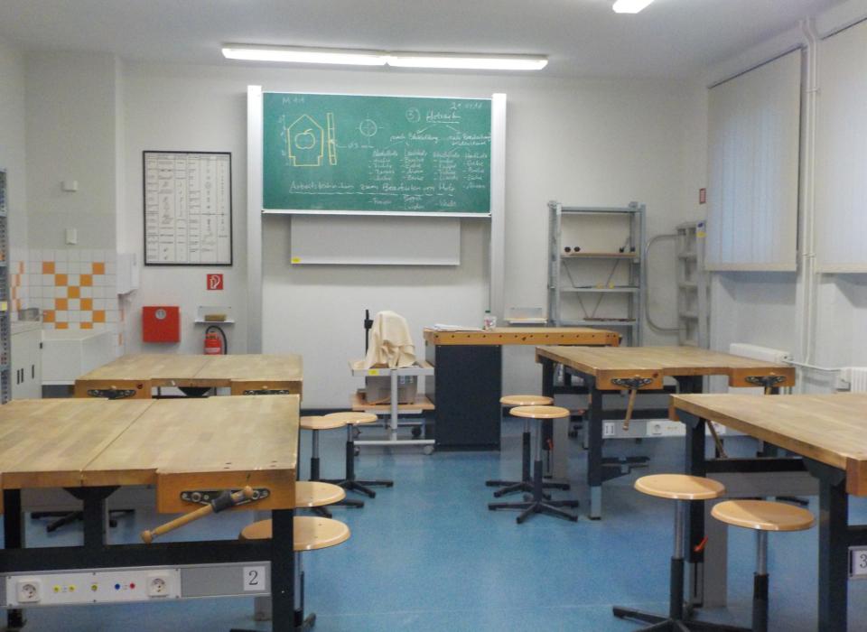 002 Foto AG Ausstattung der Schule