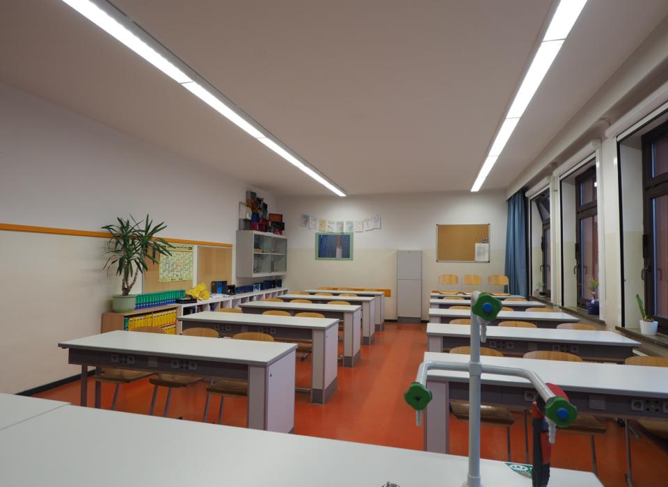 010 Foto AG Ausstattung der Schule