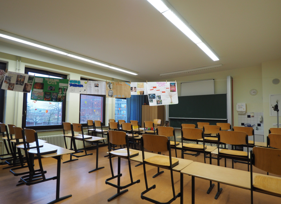 015 Foto AG Ausstattung der Schule