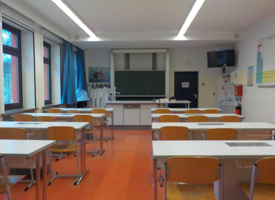 018 Foto AG Ausstattung der Schule
