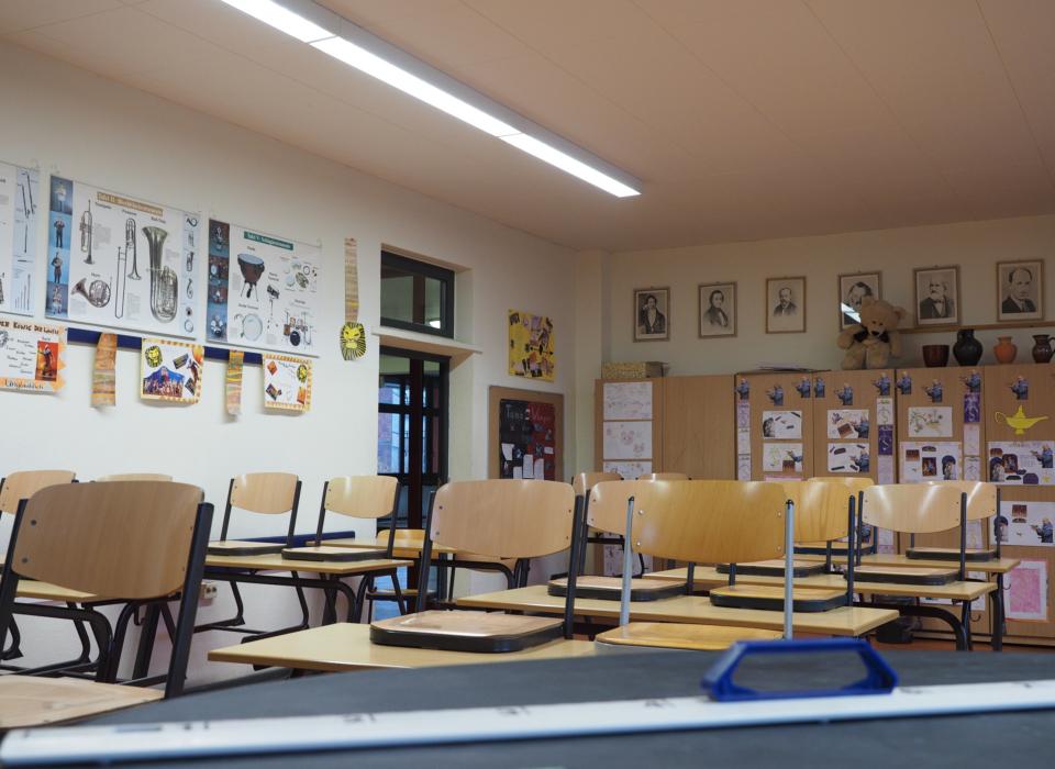 024 Foto AG Ausstattung der Schule